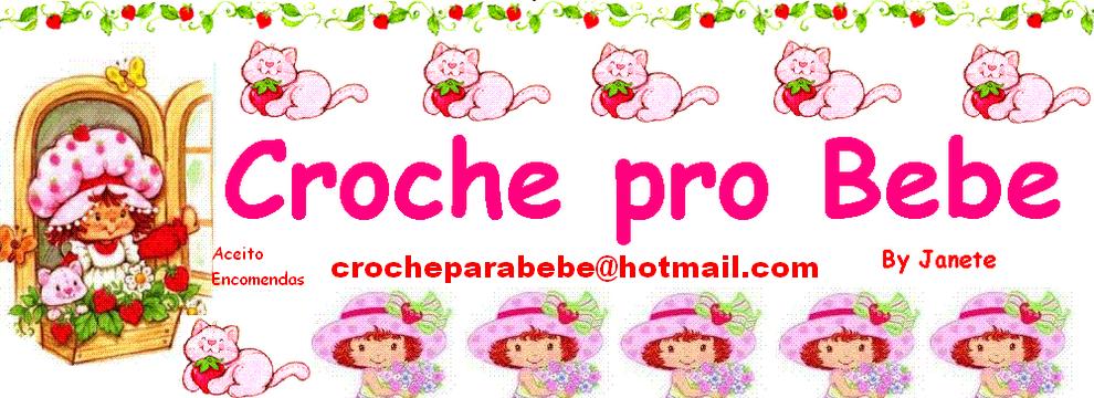 Croche pro Bebe