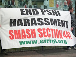 End PSNI Harassment