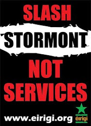 Slash Stormont Not Services