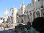 Påveslotten i Auvignon