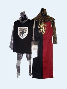 From the lowest class to the highest court peasants knights maidens gentlemen kings and queens are available through The Costumeru0027s rental department. & The Costumer: 2009
