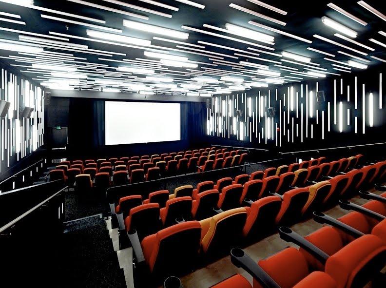 Sundance Kabuki Cinemas - ELS Architecture and Urban Design