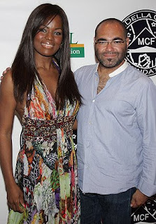 MacDella Cooper and Nole Marin - Photo by Wire Image