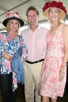 Kathy Hilton, Rick Hilton, Joanne de Guardiola - Photo by Rob Rich