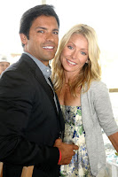 Mark Consuelos and Kelly Ripa - Photo by Rob Rich