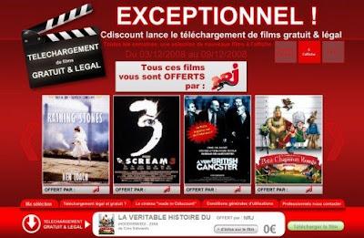 Télécharger des films gratuits
