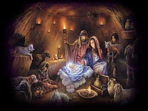 Carasindigenas pesebres de navidad - Nacimiento para navidad ...