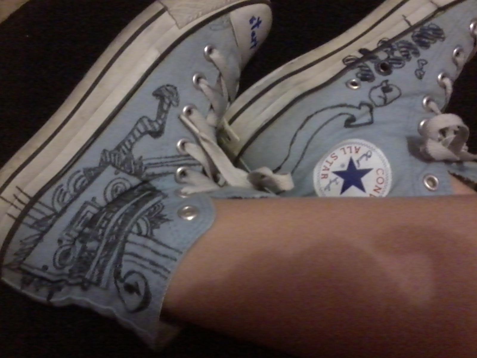Borrador magico para zapatillas