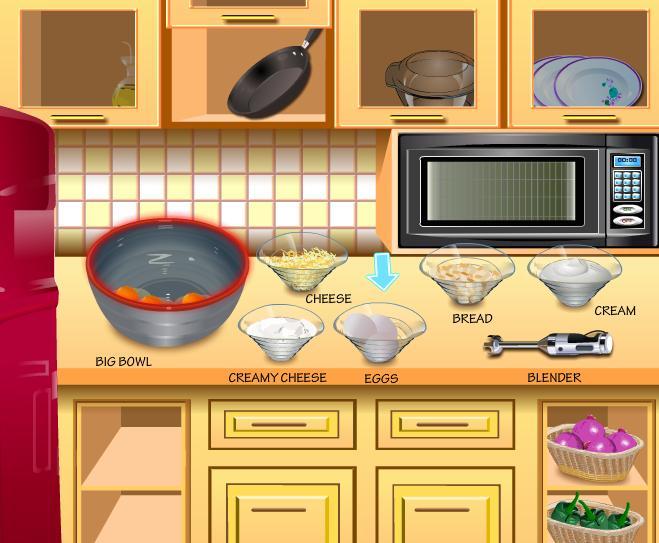 Juegos de cocinar verduras juega con tet - Juegos para aprender a cocinar ...