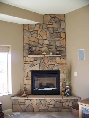 CORNER - ELECTRIC FIREPLACES - FIREPLACES - FIREPLACE