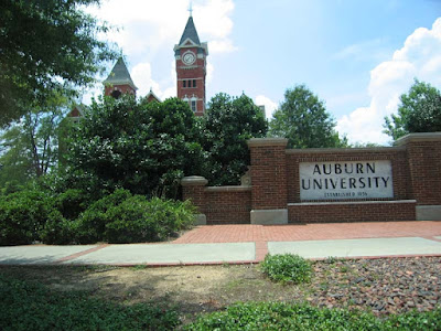 Auburn University is a state