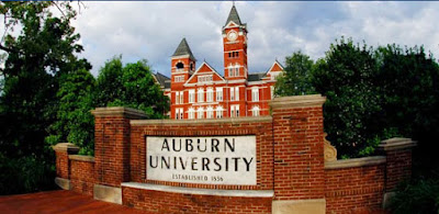 Auburn University is one of