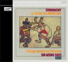 stravinsky - Stravinsky - Le Sacre Du Printemps XRCD24