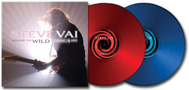 vai 2lp - Steve Vai - Where the Wild Things Are 2LP