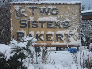 Welcome to Two Sisters Bakery, on Bishop&#39;s Beach in Homer, Alaska