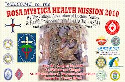 Rosa Mystica Health MIssion