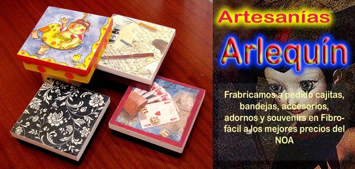 ARTESANIAS ARLEQUIN
