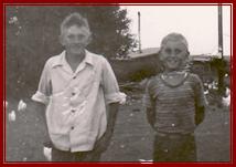 Farm Kids - Arnold 12, Bob 9