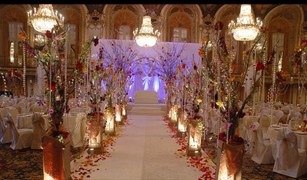 Arab Mania Al Kosha Weddings Design