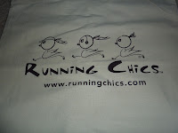 Running Chics review and giveaway