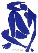 Desnudo en azul