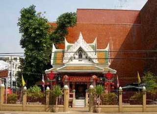 Korat City Pillar Shrine