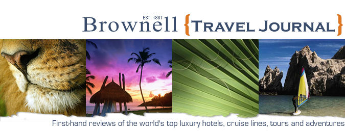 Brownell Travel Journal