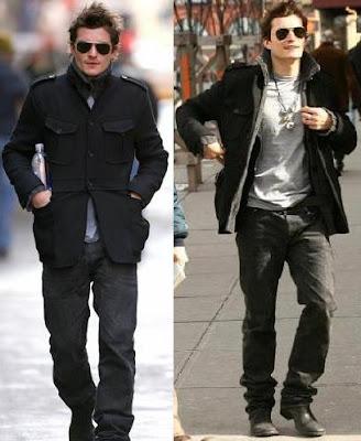 Ünlü Erkeklerin Giyim Tarzları
