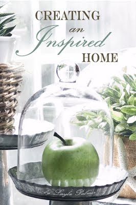 Creating an inspired home an e book by layla palmer the lettered cottage - The writers cottage inspiration by design ...
