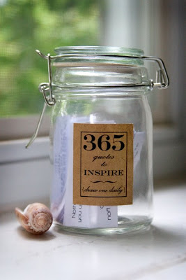 Quotes Jar Awesome Quote Jars  The Lettered Cottage