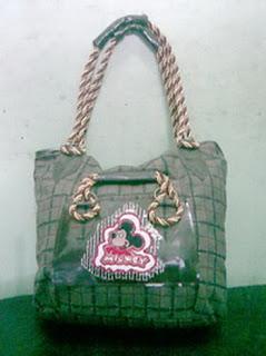 tas wanita kanvas