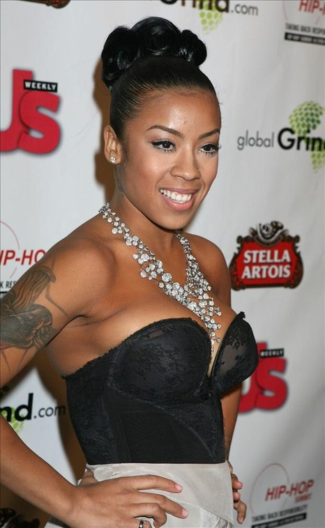 keyshia cole pregnant again pictures. This year, Keyshia Cole was