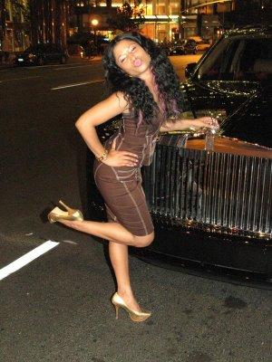 Nicki Minaj On T4. nicki minaj 2006