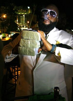> Rick Ross Said He The New Money Team - Photo posted in The Hip-Hop Spot | Sign in and leave a comment below!