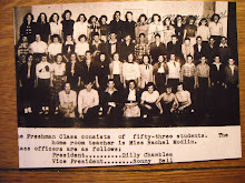 Class of 1956 as Freshmen - 1952