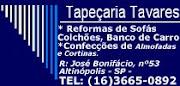 TAPEÇARIA TAVARES 25 ANOS DE TRADIÇÃO!