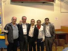 Ademir , José Anibal e amigos
