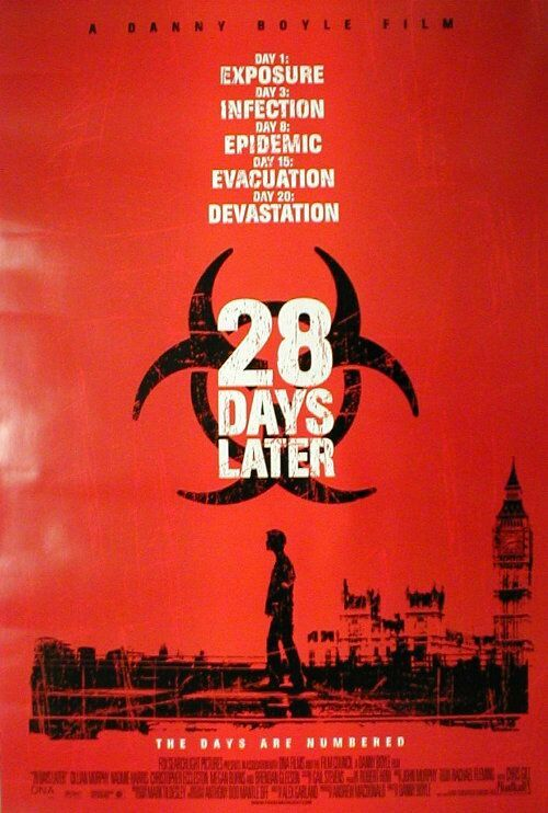 28 Days Later Hollywood Movie Online 01