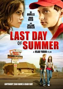 Filme Poster Último Dia de Verão DVDRip RMVB Legendado
