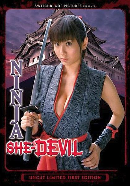 Ninja She Devil 2009 Free http://www.movieslinksfree.com/2010/12/ninja-she-devil-2009.html