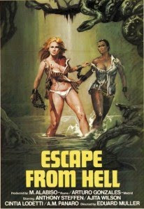 Escape%2Bfrom%2BHell%2B%25281980%2529 Megavideo Link : Watch Online Full Movie