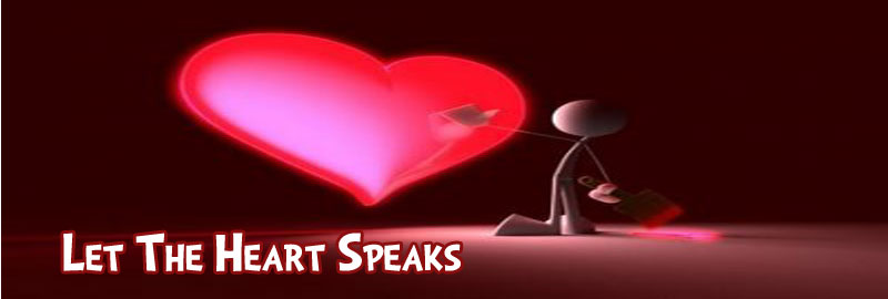 ~let the heart speaks~