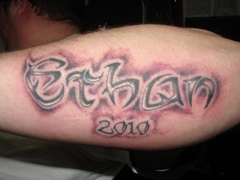 Letras tattoo title=