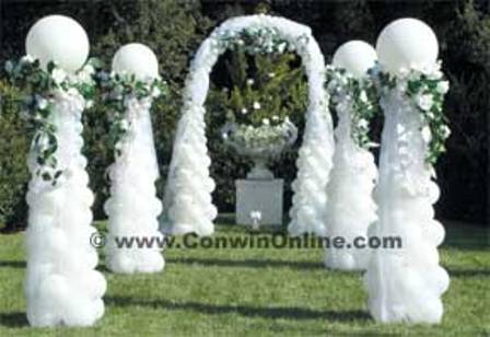 Enchanted Weddings from WEDDING ELEGANCE Outdoor Ceremony Ideas