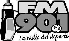 """90.1 """"LA RADIO DEL DEPORTE"""""""