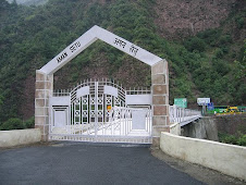 The gate dividing kashmir