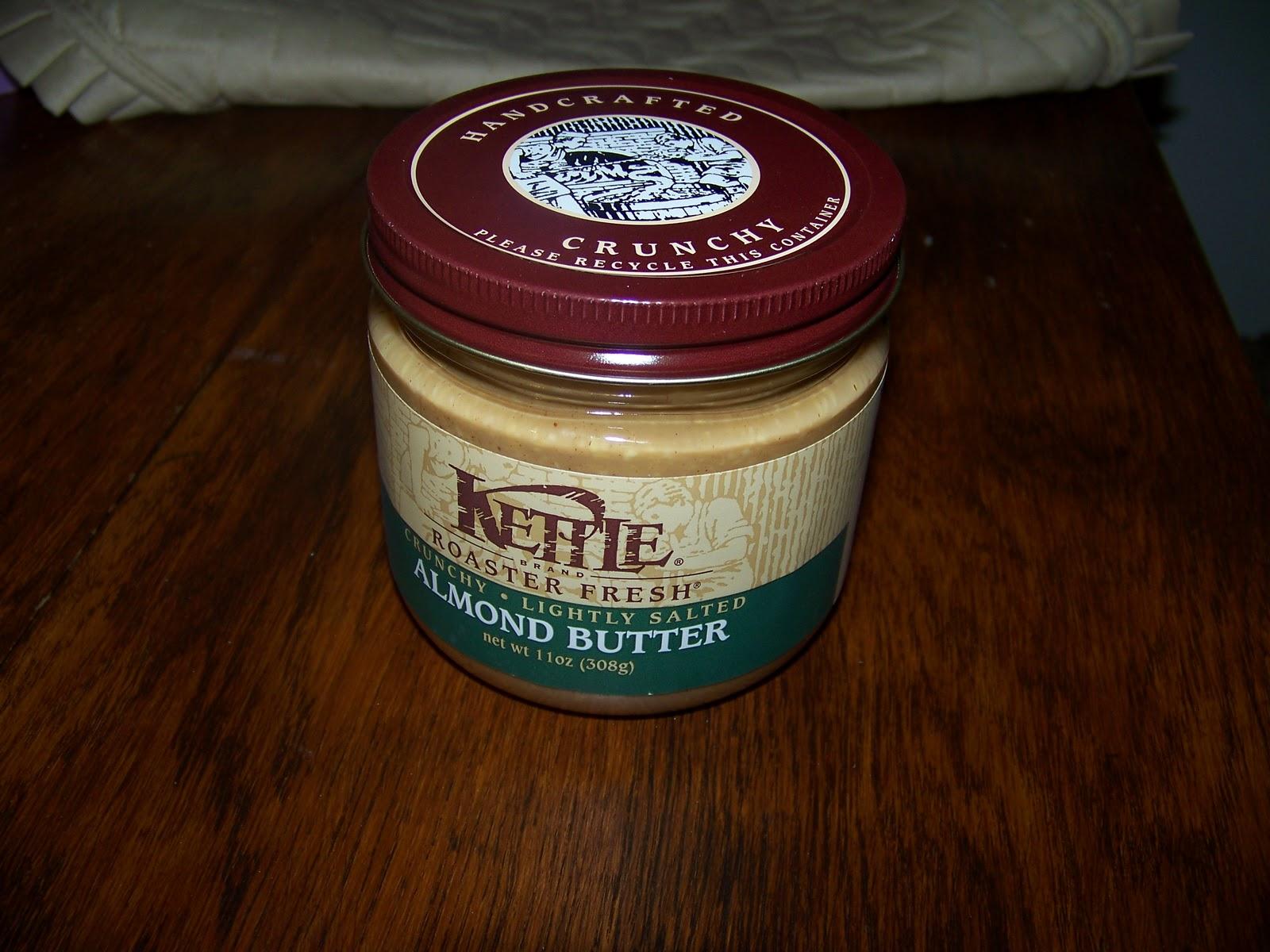 Almond butter reviews
