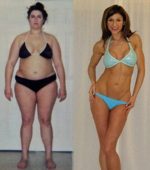 P90X Women Before and After