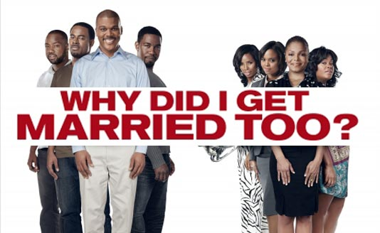 The screening why did i get married too will be released in the uk