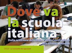 """CLICK HERE UNDER-Convegno """"DOVE VA LA SCUOLA ITALIANA"""".Bologna, venerdì 10 dicembre 2010 ore 10.30"""